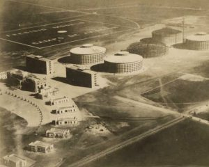 The Presidio Modelo nearing completion, c.1930.