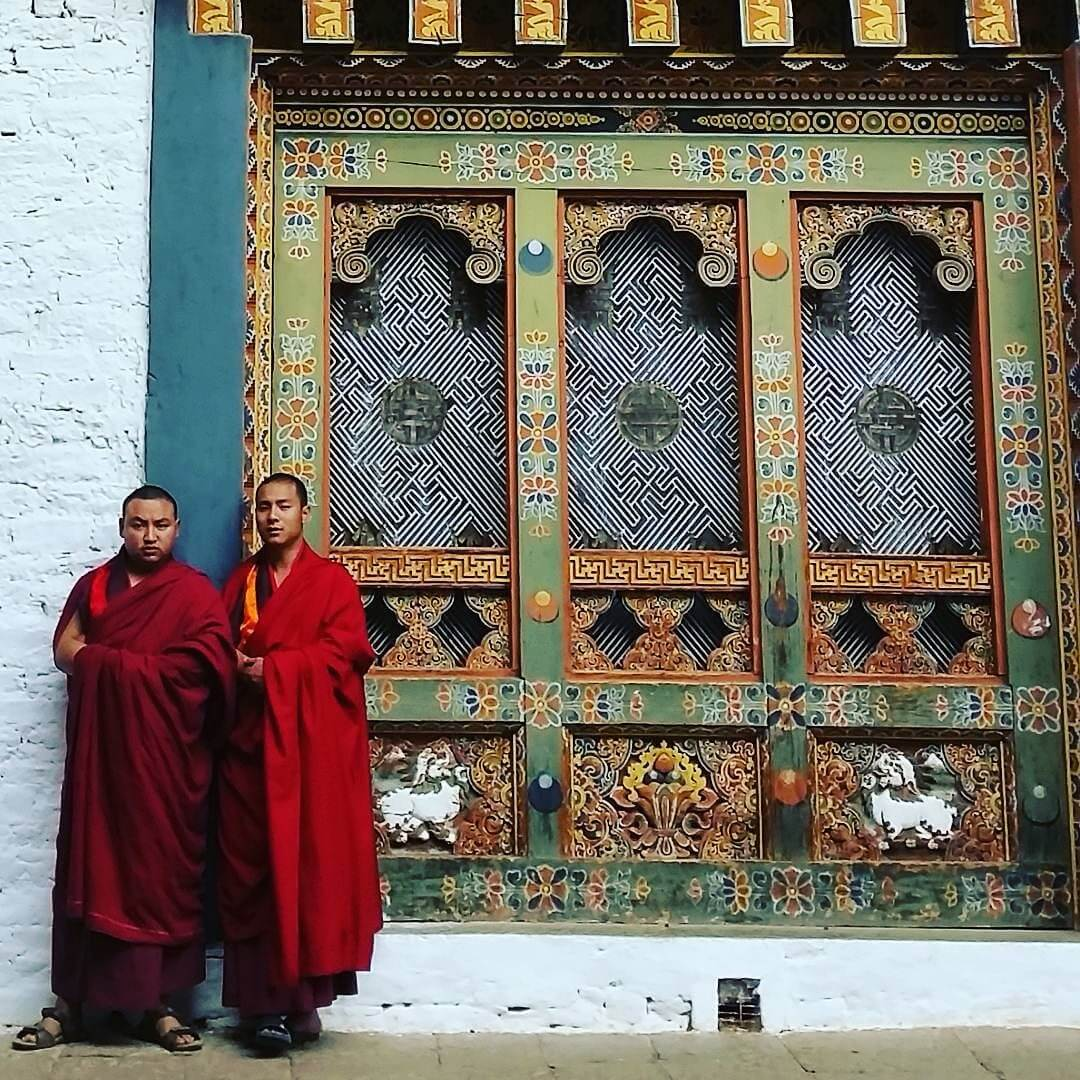 R&C - This year in Bhutan - 16