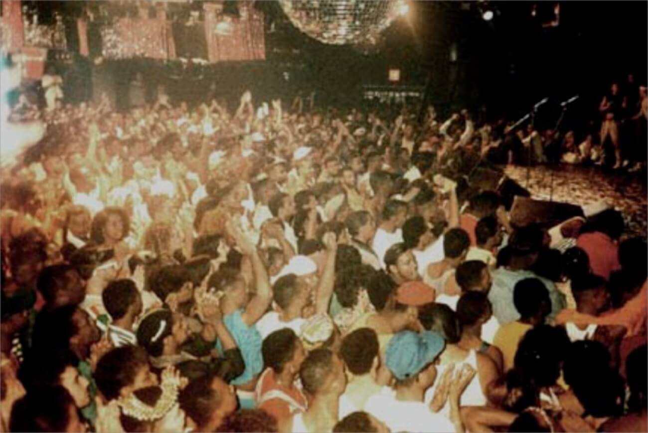 The last party at the Paradise Garage