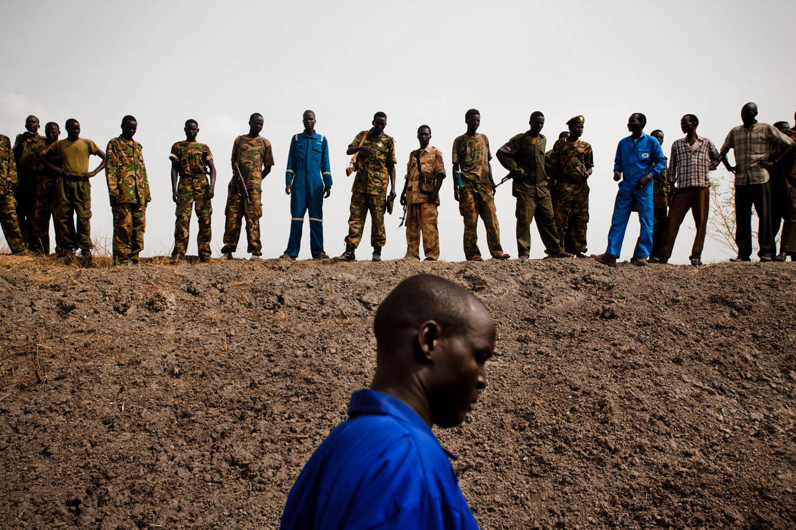 Abuses of the laws of war in Sudan